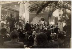 Alsterpavillon im Jahr 1941 - Quelle: John Kristel vom Schallarchiv